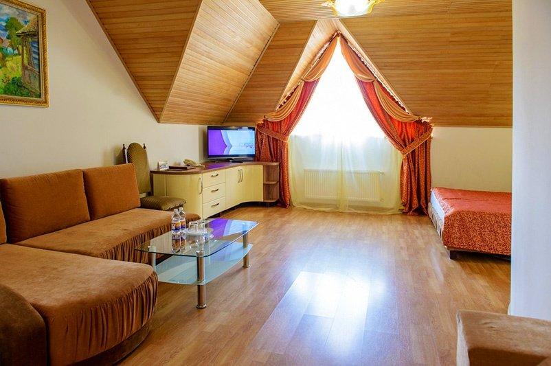 Отель «ДиАнна» Сходница Полулюкс Junior Фото №6