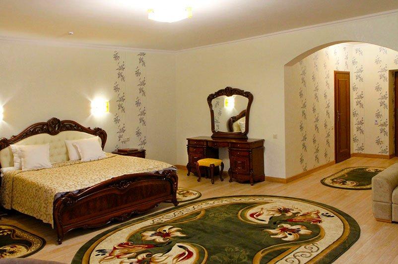 Отель «ДиАнна» Сходница Полулюкс Junior Фото №1