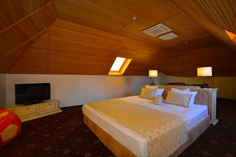 Готель «ДіАнна» Східниця   Двохрівневий Люкс Фото №11