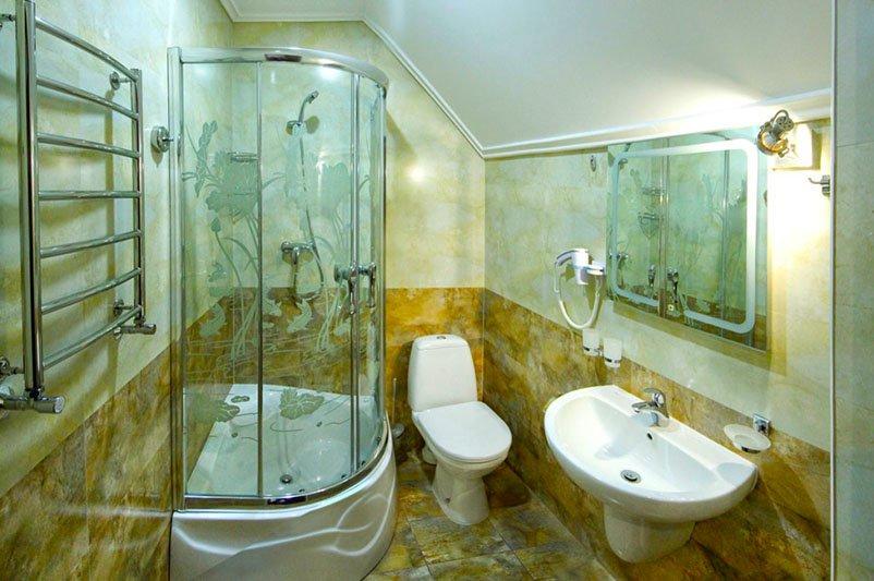 Готель «ДіАнна» Східниця   Двохрівневий Люкс Фото №9