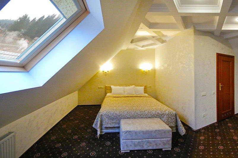Отель «ДиАнна» Сходница Двухуровневый Люкс Фото №2