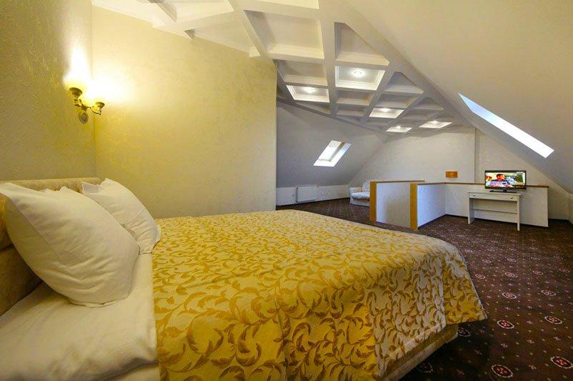 Готель «ДіАнна» Східниця   Двохрівневий Люкс Фото №1