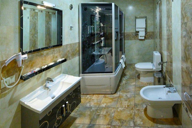 Готель «ДіАнна» Східниця   Двохрівневий Люкс Фото №5