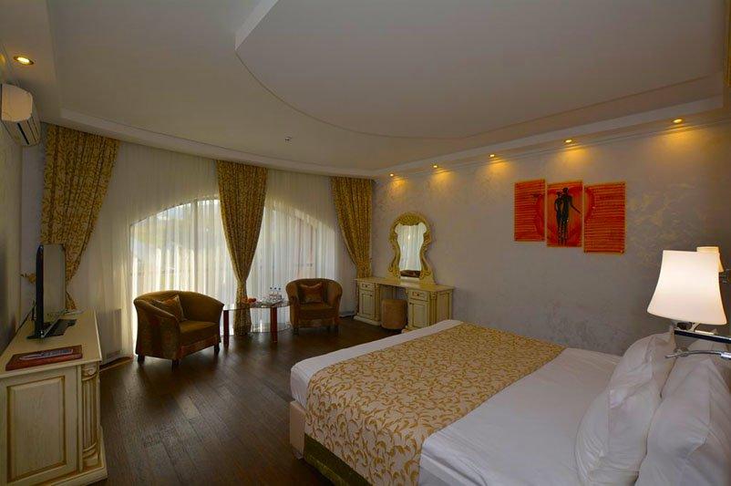 Отель «ДиАнна» Сходница Двухуровневый Люкс Фото №7