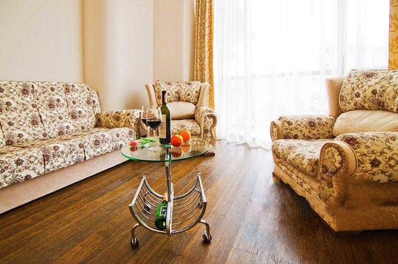 Готель «ДіАнна» Східниця   Трьохкімнатний Люкс Фото №4