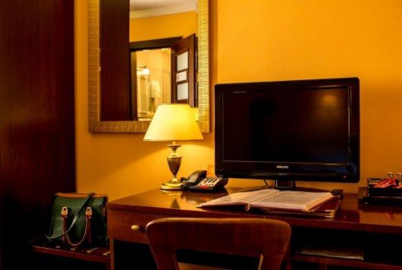 Отель «Киевская Русь» Сходница Двухместный номер Стандарт Фото №1
