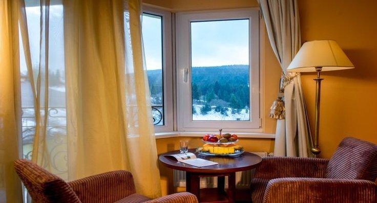 Отель «Киевская Русь» Сходница Двухместный номер Стандарт Фото №3