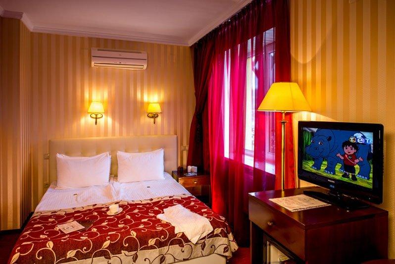Отель «Киевская Русь» Сходница Номер Полулюкс Фото №8