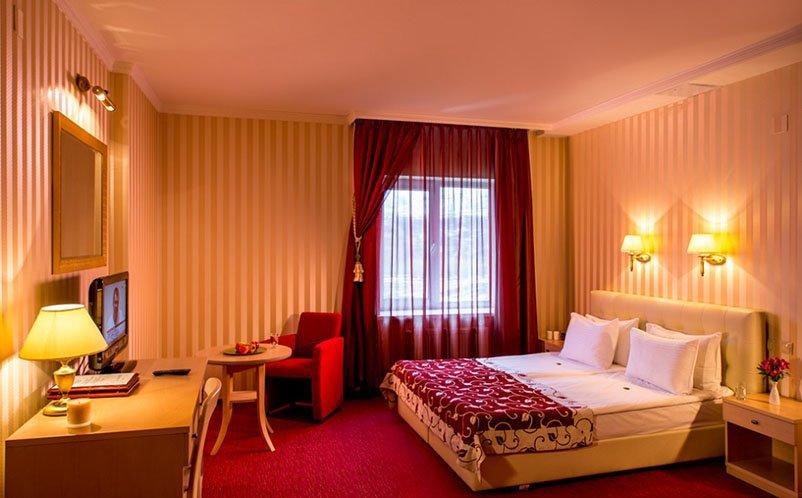 Отель «Киевская Русь» Сходница Номер Полулюкс Улучшенный Фото №2