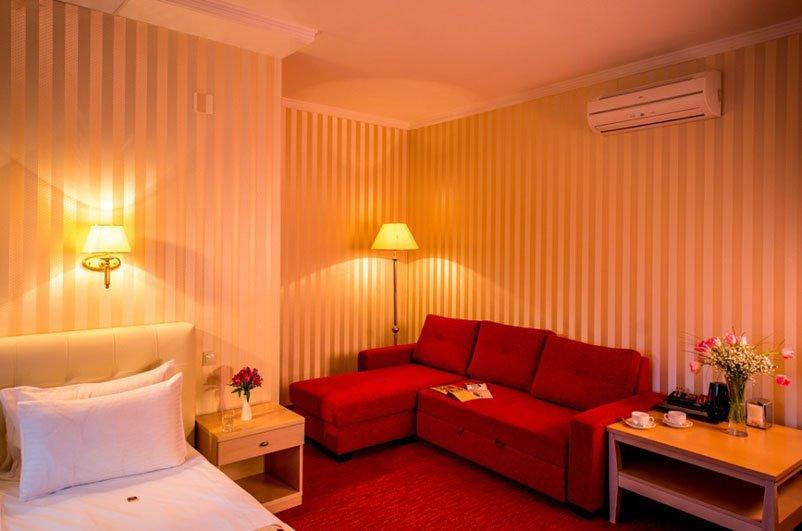 Отель «Киевская Русь» Сходница Номер Полулюкс Улучшенный Фото №3