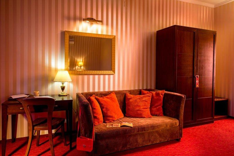 Отель «Киевская Русь» Сходница Номер Полулюкс Улучшенный Фото №5