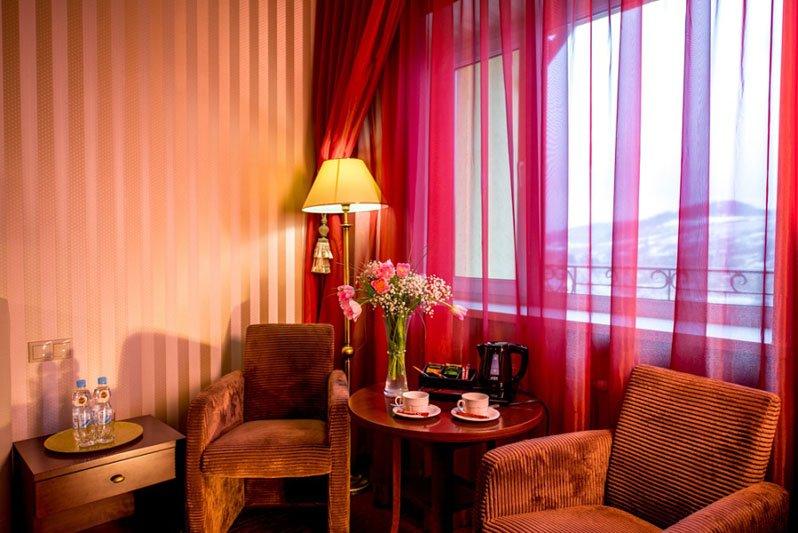 Отель «Киевская Русь» Сходница Номер Полулюкс Улучшенный Фото №6