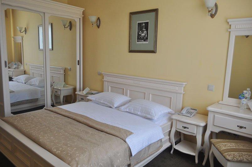 Отель «Респект» Сходница Номер Стандарт Фото №5