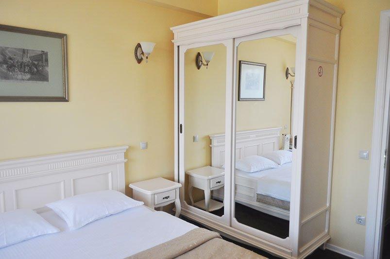 Отель «Респект» Сходница Номер Стандарт Улучшенный Фото №5