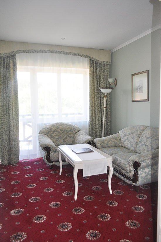 Готель «Респект» Східниця Номер Люкс Фото №6
