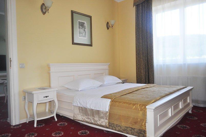 Отель «Респект» Сходница Номер Люкс Фото №3