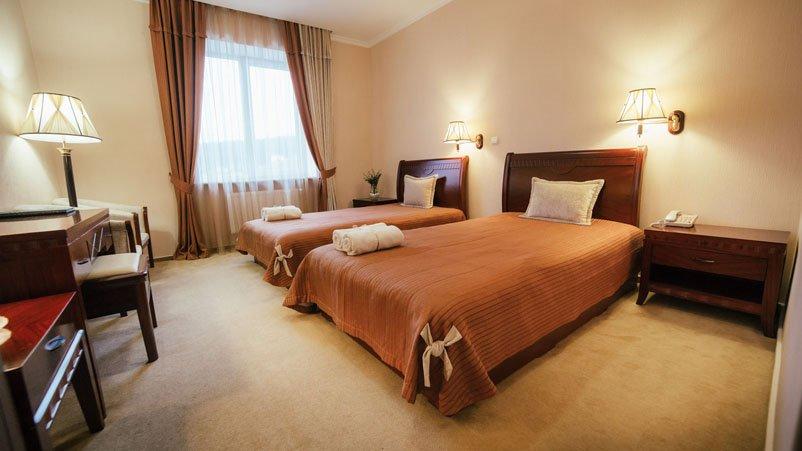 Отель «ТуСтань» Сходница Двухместный номер Стандарт В Фото №2