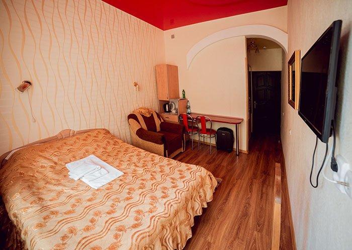 Санаторій «Поділля» м.Хмільник 1-кімнатний Люкс Фото №1