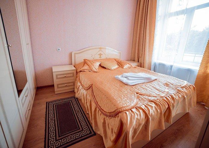 Санаторий «Подолье» Хмельник 1-комнатный Люкс Фото №2