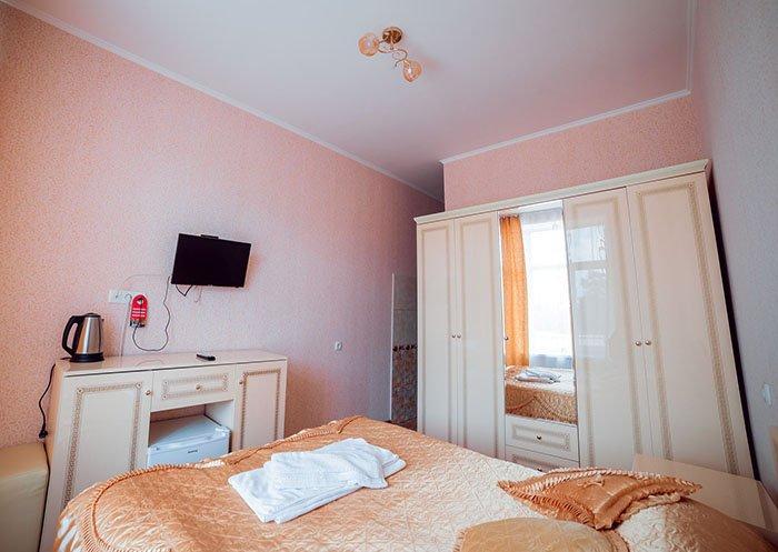 Санаторий «Подолье» Хмельник 1-комнатный Люкс Фото №4