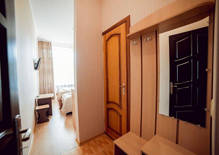 Санаторий «Подолье» Хмельник 1-комнатный Люкс Фото №5