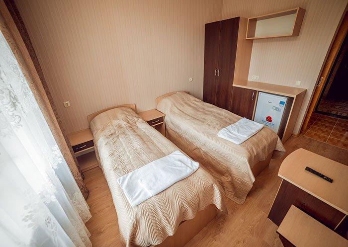 Санаторий «Подолье» Хмельник 1-комнатный Люкс Фото №7
