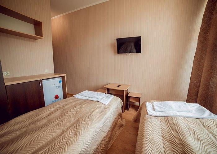 Санаторий «Подолье» Хмельник 1-комнатный Люкс Фото №8