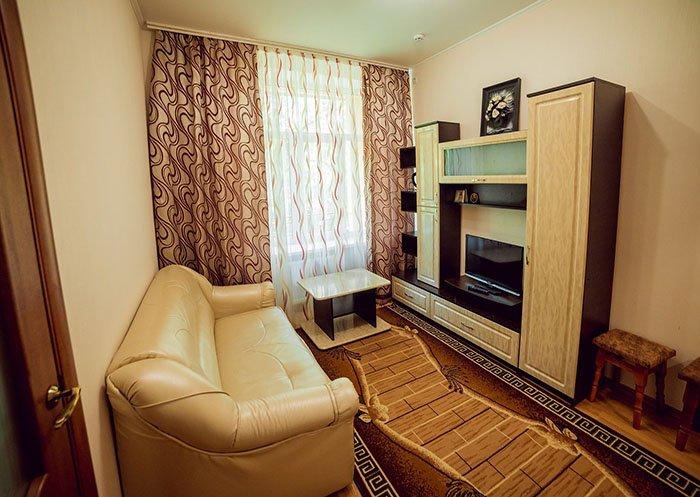 Санаторий «Подолье» Хмельник 2-х комнатный Люкс (корпус №3) Фото №1