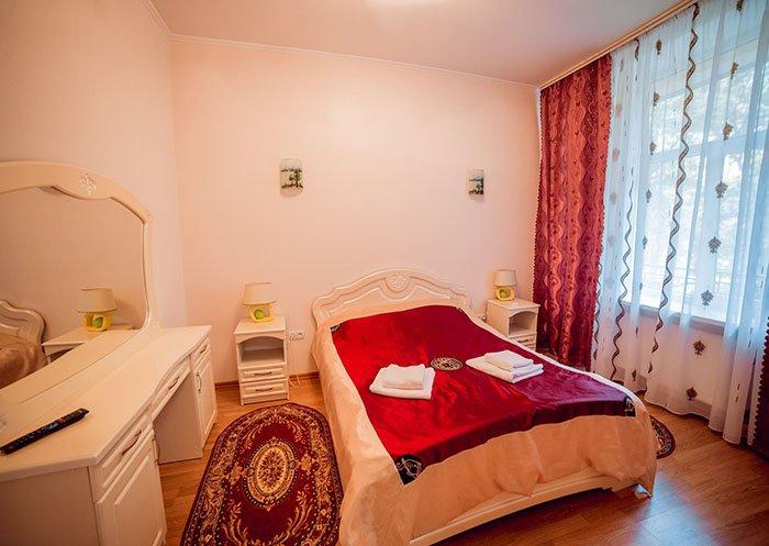 Санаторий «Подолье» Хмельник 2-х комнатный Люкс (корпус №3) Фото №3