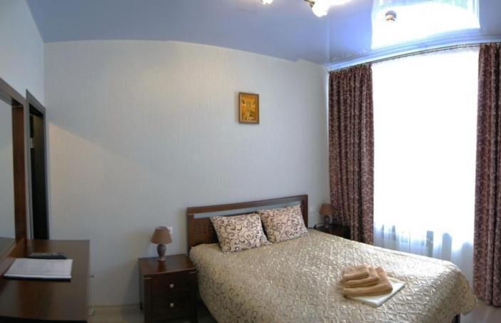 Санаторій «Поділля» м.Хмільник 2-х кімнатні Апартаменти з міні-кухнею Фото №3