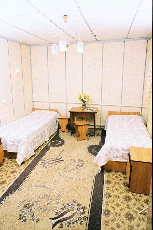 Санаторій «Березовий Гай» м.Хмільник 2-х місний Стандарт ( корпус №4) Фото №1