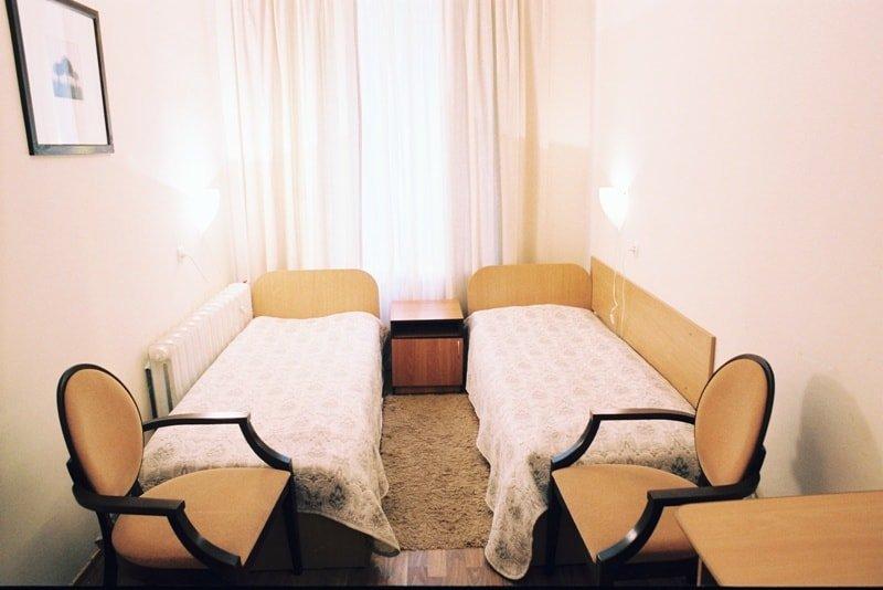 Санаторий «Березовый Гай» Хмельник 2-х местный улучшенный (корпус №1,3,4) Фото №14