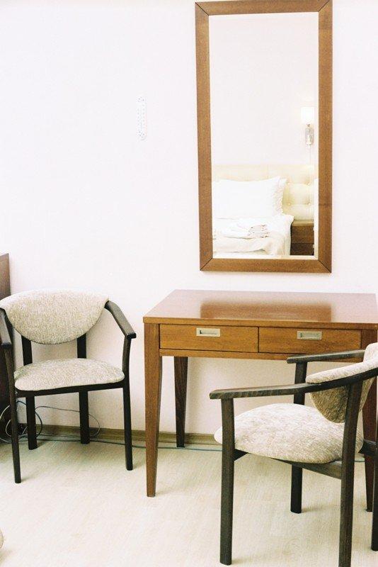 Санаторій «Березовий Гай» м.Хмільник 2-х кімнатний Люкс з каміном Фото №9