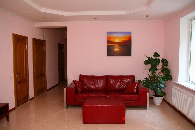 Санаторий «Березовый Гай» Хмельник 2-х комнатный Люкс с камином Фото №5