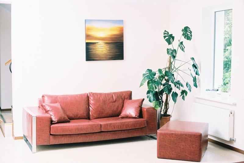 Санаторий «Березовый Гай» Хмельник 2-х комнатный Люкс с камином Фото №6