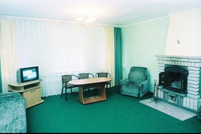 Санаторій «Березовий Гай» м.Хмільник 2-х кімнатний Люкс з каміном Фото №8