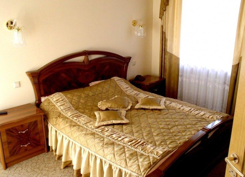 Санаторій «Залізничників» м.Хмільник  2-х кімнатний VIP Фото №4