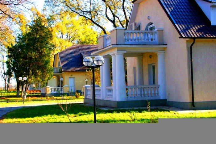 Санаторий «Белая Акация» Одесса Коттедж 3х комнатный Фото №3