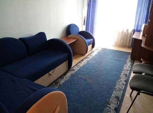 Санаторий «Одесский» Одесса Люкс 2-комнатный Фото №2