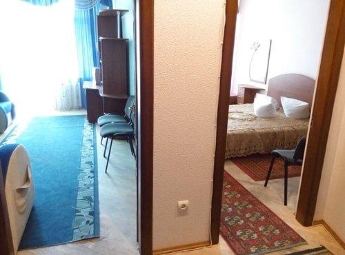 Санаторий «Одесский» Одесса Люкс 2-комнатный Фото №4