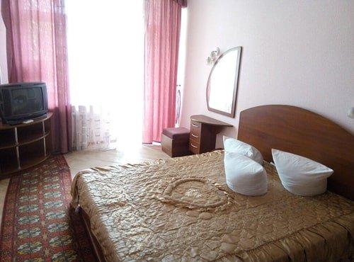 Санаторий «Одесский» Одесса Люкс 2-комнатный Фото №7