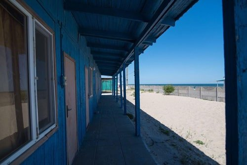 Санаторій «Золоті Піски» Затока Тримісний номер Економ  Фото №3