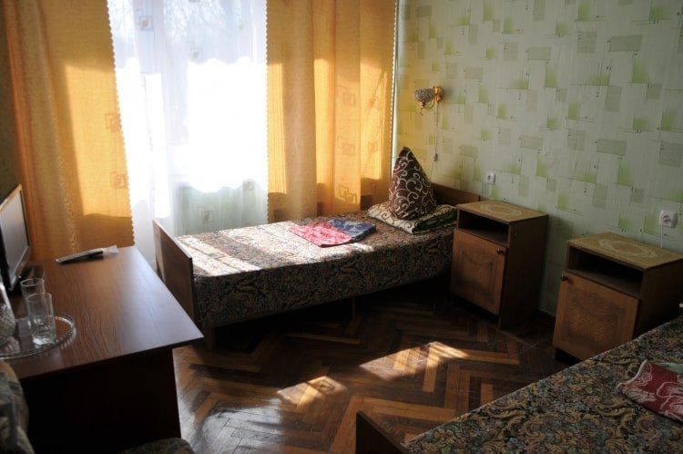 Санаторий «Золотая Нива» Сергеевка Двухместный номер Фото №2