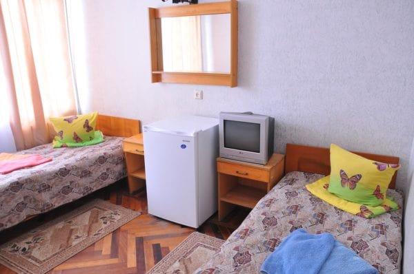 Санаторій «Золота Нива» Сергіївка Двомісний номер Фото №1
