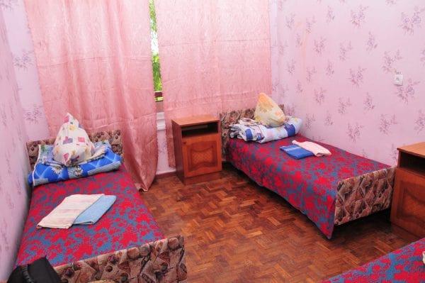 Санаторій «Золота Нива» Сергіївка Тримісний номер Фото №1
