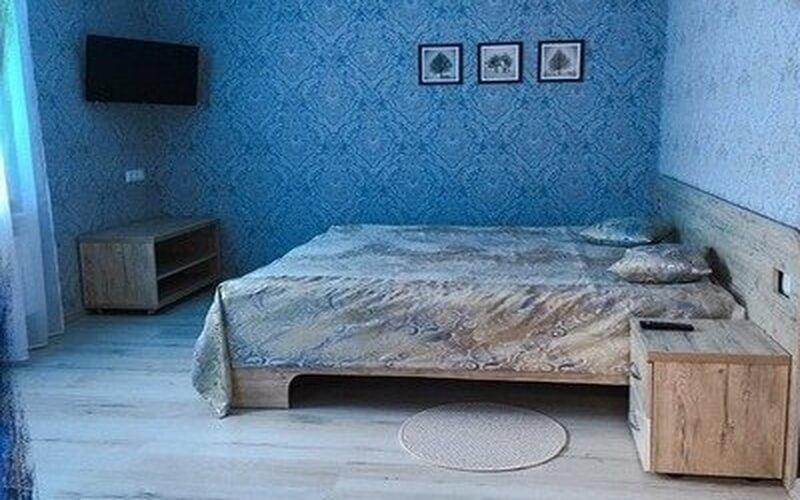 Санаторій «Мармуровий Палац» Моршин Двокімнатний номер вищого комфорту Фото №1