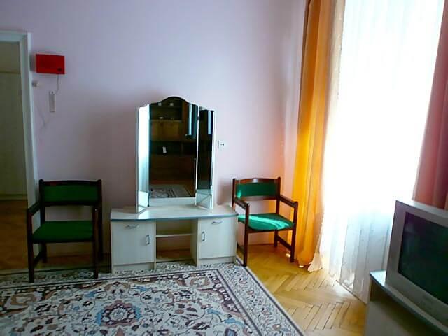 Санаторий «Черемош» Моршин Стандарт Плюс (3 комнатный) Фото №3