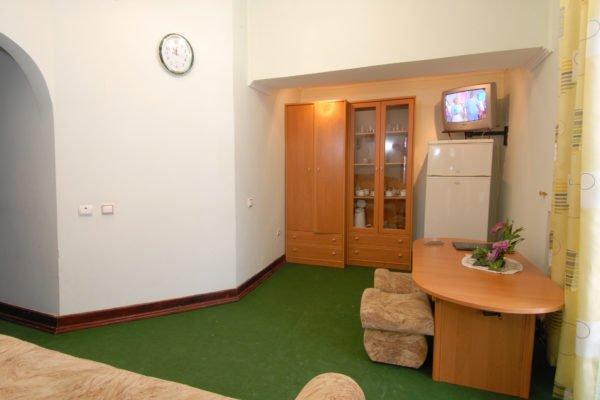 Санаторий «Жемчужина Прикарпатья» Моршин Улучшеный 2-комнатный Фото №1