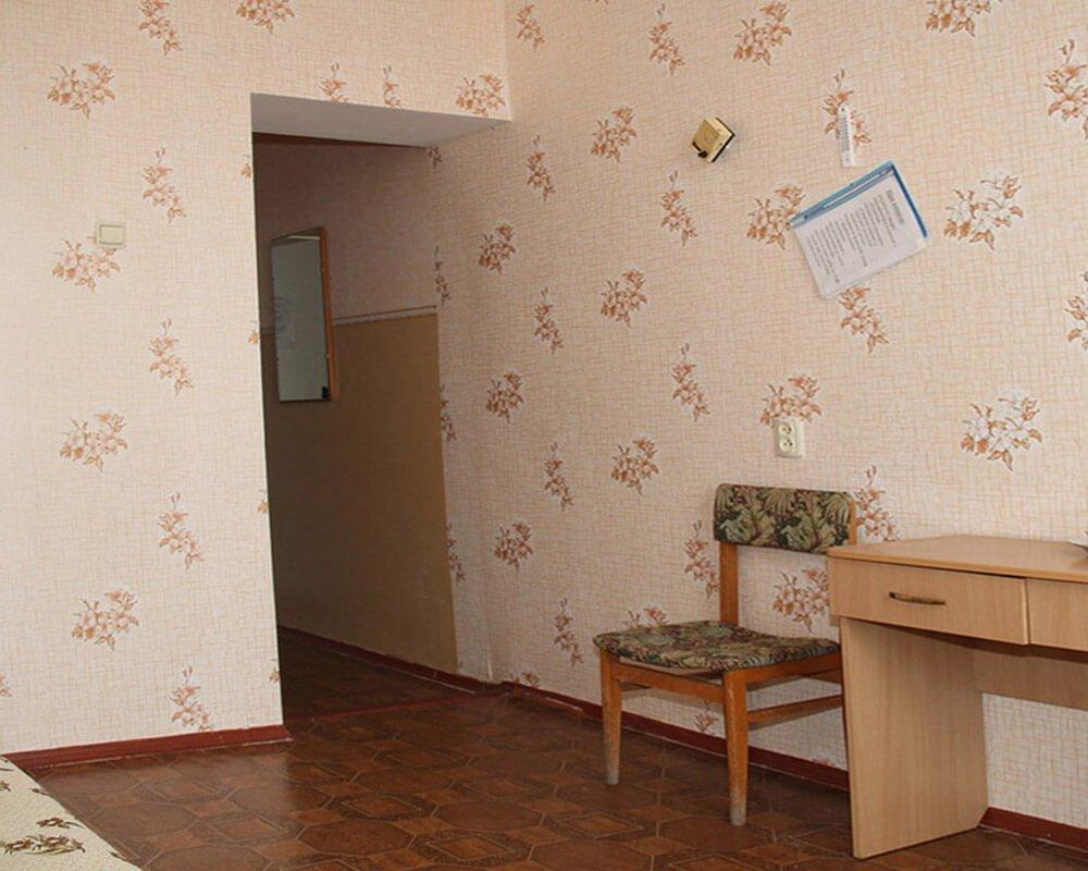 Санаторий «Бердянск» Одномесный номер повышеной комфортности Фото №2