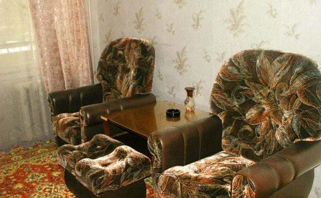 Санаторій «Лазурний» Двомісний двокімнатний Фото №3